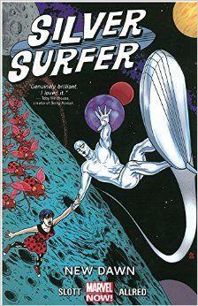 Silver Surfer [Vol 7] Volume 1: New Dawn Conditie: Tweedehands, als nieuw Marvel 1
