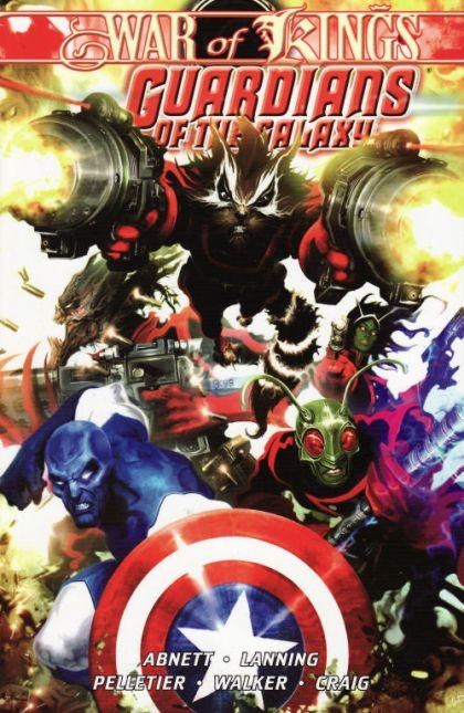 Guardians of the Galaxy [Vol 2] Volume 2: War of Kings Book 1 Conditie: Tweedehands, als nieuw Marvel 1