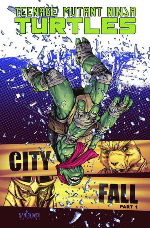 Teenage Mutant Ninja Turtles Ongoing Volume 06 Conditie: Tweedehands, als nieuw IDW 1