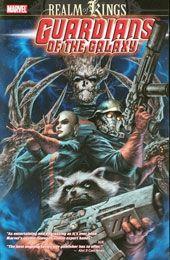 Guardians of the Galaxy [Vol 2] Volume 4: Realm of Kings Conditie: Tweedehands, als nieuw Marvel 1