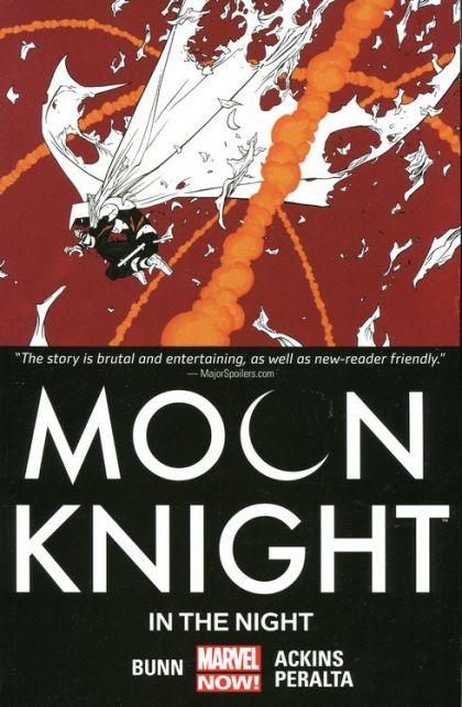 Moon Knight [Vol 7] Volume 3: In The Night Conditie: Tweedehands, goed Marvel 1