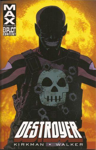 Destroyer Conditie: Tweedehands, als nieuw Marvel 1