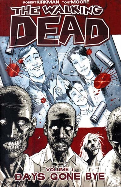 The Walking Dead Volume 01: Days Gone Bye Conditie: Tweedehands, als nieuw Image 1