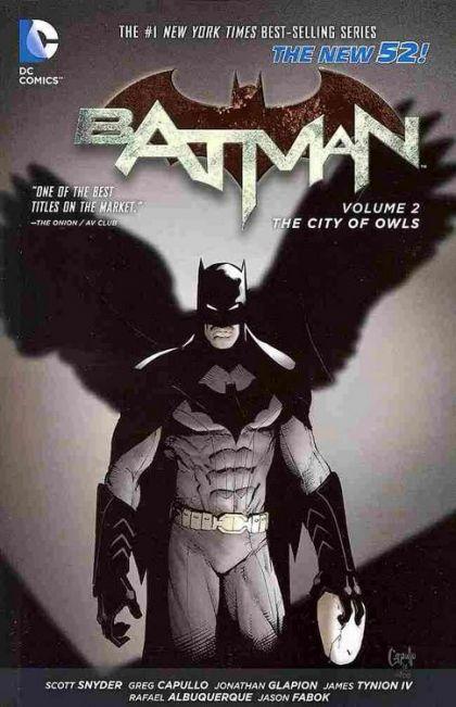 Batman [Vol 2] Volume 02: The City of Owls Conditie: Tweedehands, als nieuw DC 1