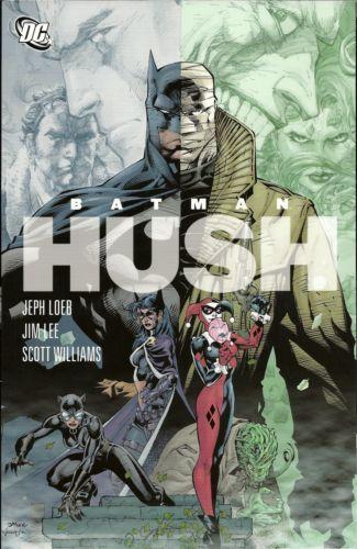 Batman: Hush Conditie: Tweedehands, als nieuw DC 1
