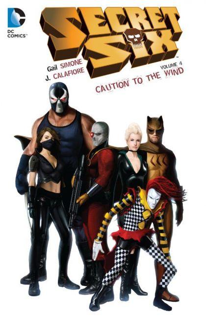 Secret Six [Vol 4] Volume 04 Conditie: Tweedehands, als nieuw DC 1