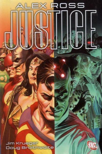 Justice Conditie: Tweedehands, als nieuw DC 1