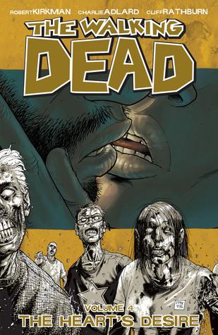 The Walking Dead Volume 04: The Heart's Desire Conditie: Tweedehands, als nieuw Image 1