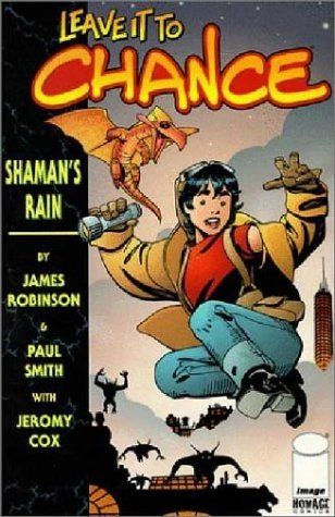 Leave It To Chance: Shaman's Rain Conditie: Tweedehands, matig Image 1