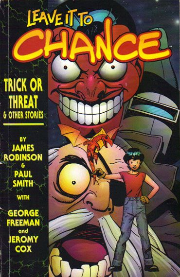 Leave It To Chance: Trick or Treat and Other Stories Conditie: Tweedehands, matig Image 1