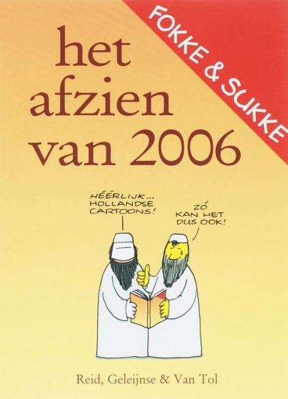 Fokke & Sukke: Het afzien van 2006 Conditie: Tweedehands, goed De Harmonie 1