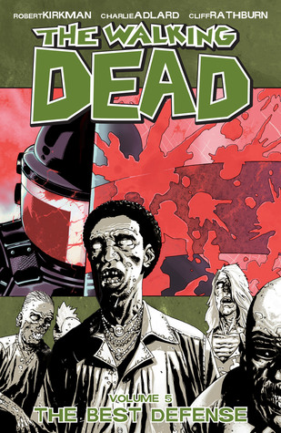 The Walking Dead Volume 05: The Best Defense Conditie: Tweedehands, als nieuw Image 1