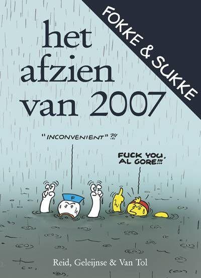 Fokke & Sukke: Het afzien van 2007 Conditie: Tweedehands, goed Catullus 1