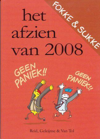 Fokke & Sukke: Het afzien van 2008 Conditie: Tweedehands, goed Catullus 1