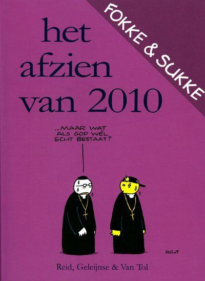 Fokke & Sukke: Het afzien van 2010 Conditie: Tweedehands, goed Catullus 1