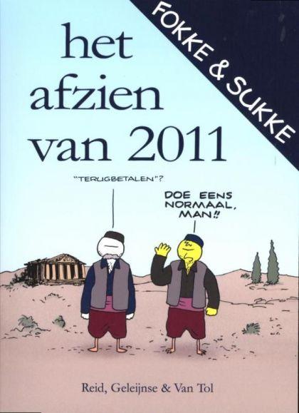Fokke & Sukke: Het afzien van 2011 Conditie: Tweedehands, goed Catullus 1