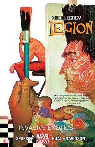 Legion: Son Of X Volume 2 Conditie: Nieuw Marvel 1