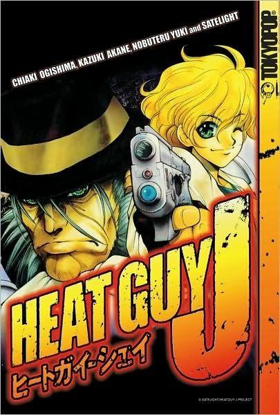 Heat Guy J Volume 00 Conditie: Tweedehands, goed Tokyopop 1