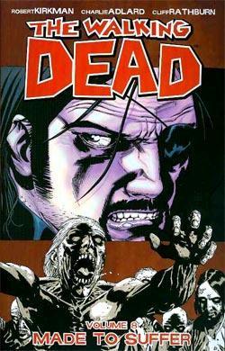 The Walking Dead Volume 08: Made To Suffer Conditie: Tweedehands, als nieuw Image 1