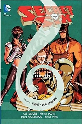 Secret Six [Vol 4] Volume 02 Conditie: Tweedehands, als nieuw DC 1