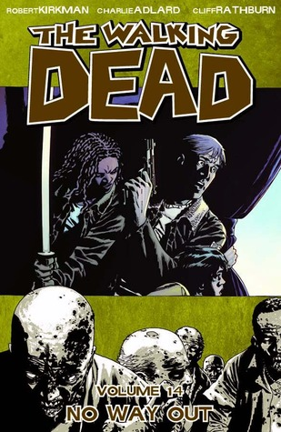 The Walking Dead Volume 14: No Way Out Conditie: Tweedehands, als nieuw Image 1