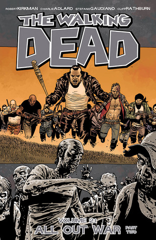 The Walking Dead Volume 21: All Out War, Part 2 Conditie: Tweedehands, als nieuw Image 1