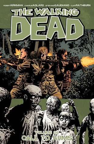 The Walking Dead Volume 26: Call to Arms Conditie: Tweedehands, als nieuw Image 1