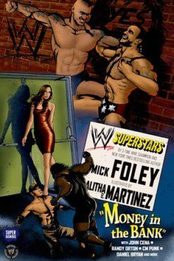 Comics & Pro-Wrestling   23