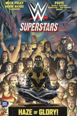 Comics & Pro-Wrestling   21