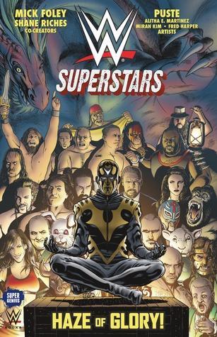 WWE Superstars #2: Haze of Glory Conditie: Tweedehands, als nieuw Super Genius 1