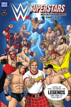 Comics & Pro-Wrestling   19
