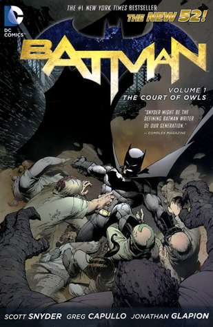 Batman [Vol 2] Volume 1: The Court of Owls Conditie: Tweedehands, als nieuw DC 1