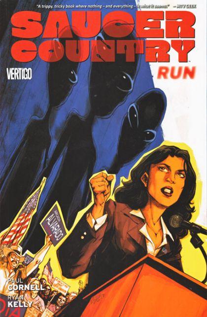 Saucer Country Volume 1 Conditie: Tweedehands, als nieuw Vertigo 1