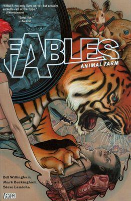 Fables Volume 02 Conditie: Tweedehands, redelijk Vertigo 1