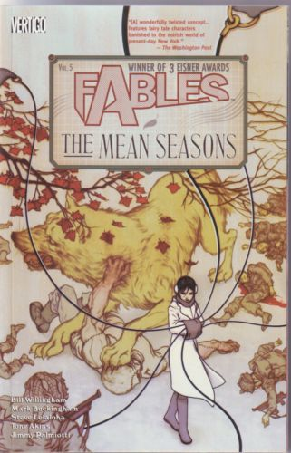Fables Volume 05 Conditie: Tweedehands, als nieuw Vertigo 1