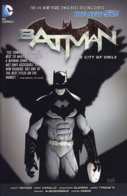 Batman [Vol 2] HC Volume 02: The City of Owls Conditie: Tweedehands, als nieuw DC 1