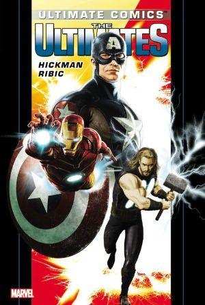 The Ultimates by Hickman HC Volume 1 Conditie: Tweedehands, als nieuw Marvel 1