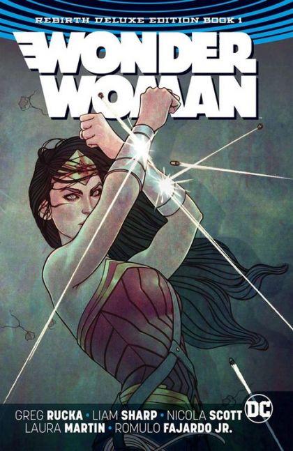 Wonder Woman: The Rebirth Deluxe Edition HC Book 1 Conditie: Nieuw DC 1