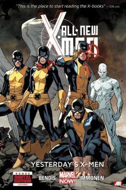 All-New X-Men HC Volume 01: Here Comes Yesterday Conditie: Nieuw Marvel 1