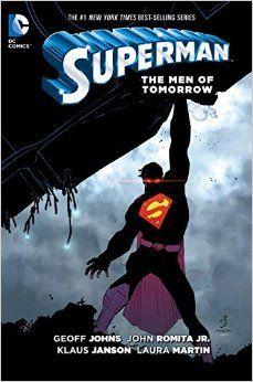 Superman [Vol 3] HC: The Men of Tomorrow Conditie: Nieuw DC 1