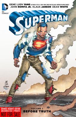 Superman [Vol 3] HC Volume 01: Before the Truth Conditie: Nieuw DC 1