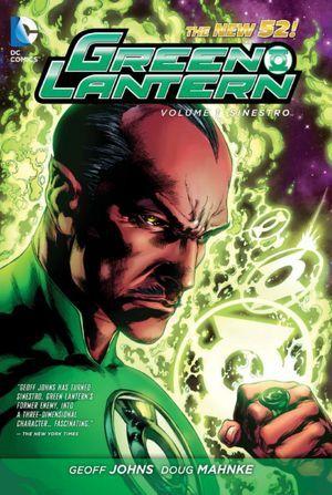 Green Lantern [Vol 5] HC Volume 01: Sinestro Conditie: Nieuw DC 1