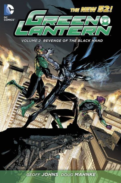 Green Lantern [Vol 5] HC Volume 02: The Revenge of Black Hand Conditie: Nieuw DC 1