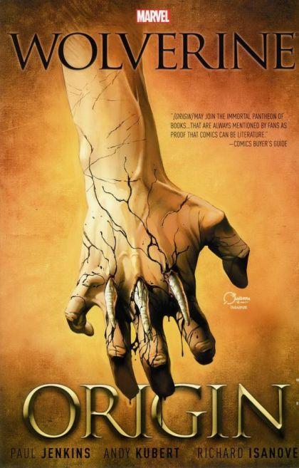 Wolverine Origin HC Conditie: Tweedehands, als nieuw Marvel 1