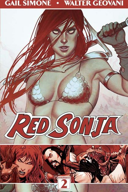 Red Sonja [Vol. 2] Volume 2: The Art of Blood and Fire Conditie: Nieuw Dynamite Entertainment 1