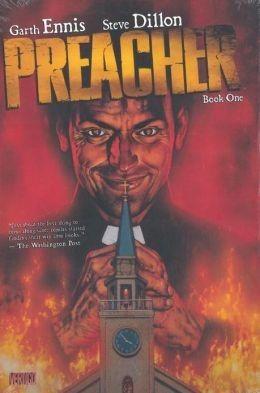 Preacher Book 1 Vertigo 1