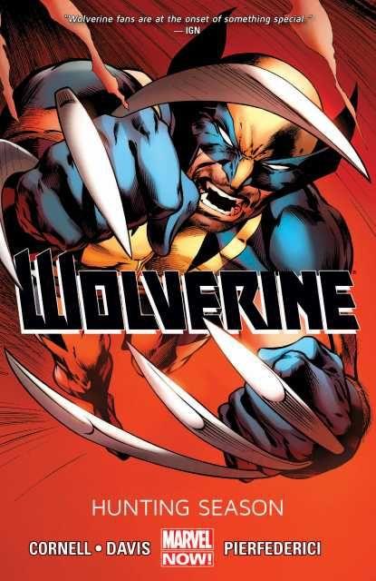 Wolverine Volume 1: Hunting Season Conditie: Tweedehands, als nieuw Marvel 1