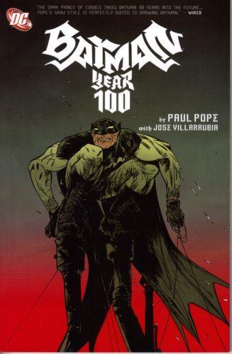 Batman: Year 100 Conditie: Tweedehands, redelijk DC 1