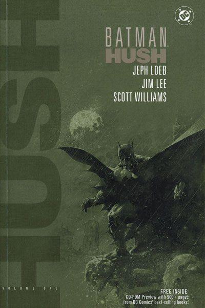 Batman: Hush Volume 1 Conditie: Tweedehands, goed DC 1