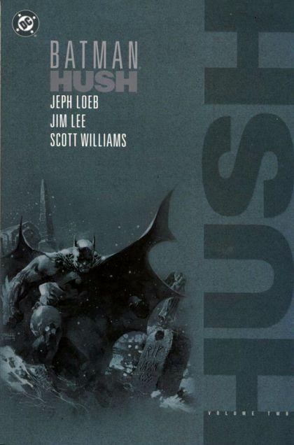Batman: Hush Volume 2 Conditie: Tweedehands, goed DC 1